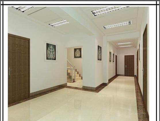 佳木斯海事局办公楼装修