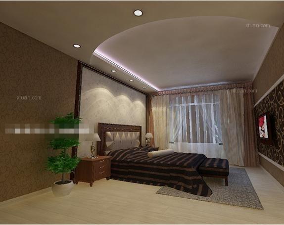 龙海名苑三居室