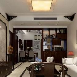 香江帝景三室一厅