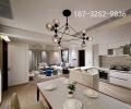 金岸红堡145平三居室