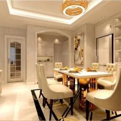 上海路金座三居室