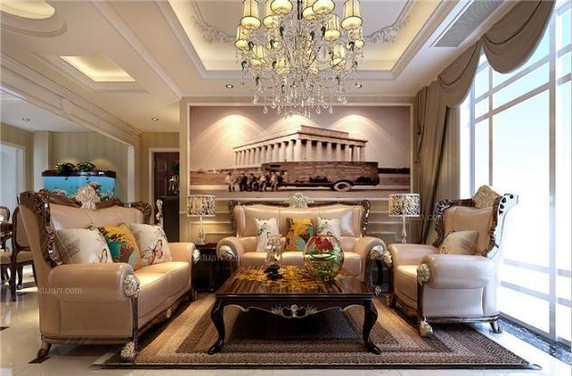 卢浮宫三居室