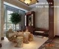 唐山中建城200平米四居室装修图