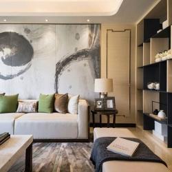 茶语时光 110平公寓装修体验慢生活