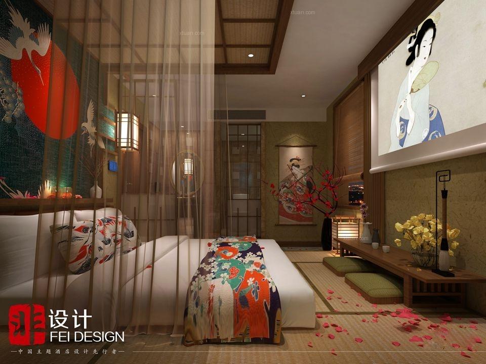 青岛爱吧智慧主题酒店设计