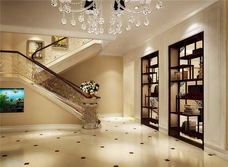 别墅古典风格阁楼