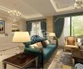 无锡别墅案例丨金色水岸欧式风格效果图