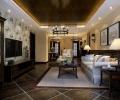 龙山广场三居室155平米现代简约风格