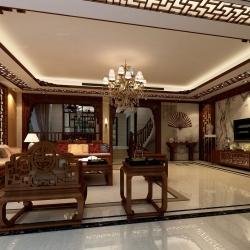 孔雀湖客厅