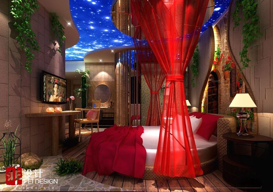 简约风格酒店