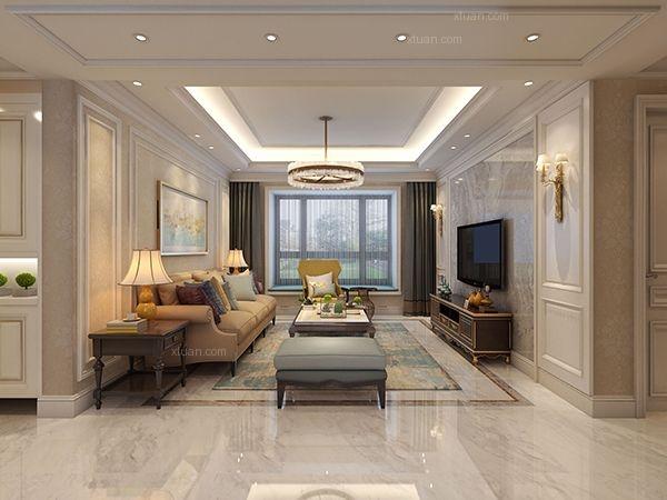 津南新城合畅园现代欧式风格