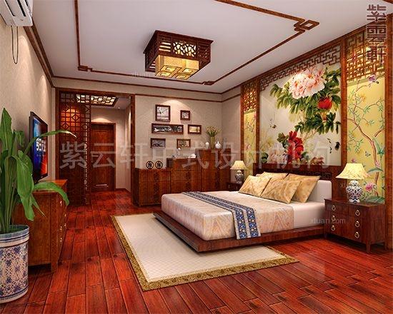郑州简约中式复式住宅装修设计案例