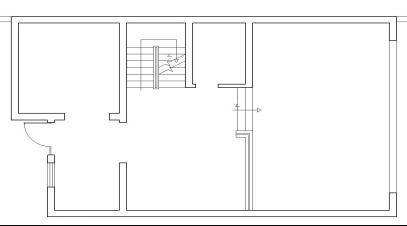 四居室现代简约地下室