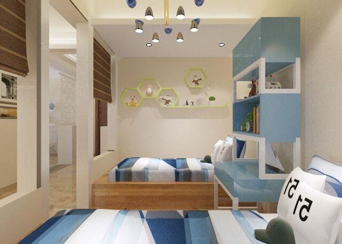 天健家园B-1-1003三居室