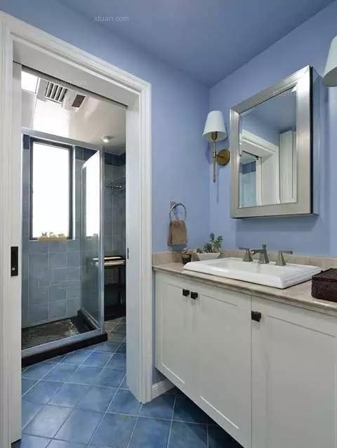 三居室洗手间