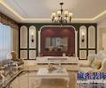 麻雀装饰打造120平米欧式风格