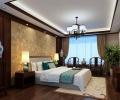 金色华府四室二厅新中式风格