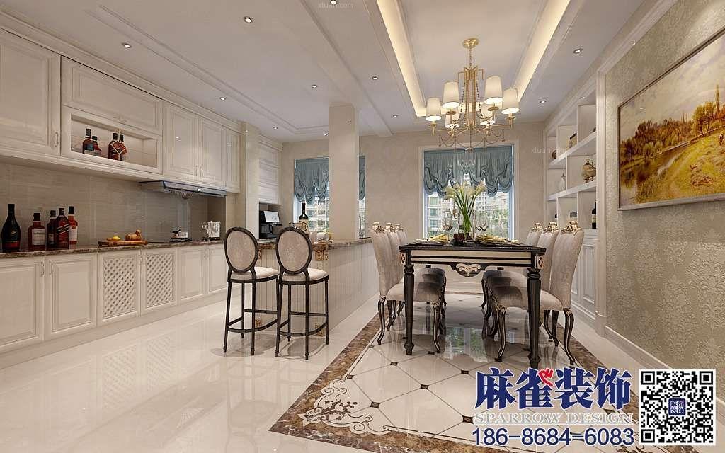 两室一厅欧式风格厨房