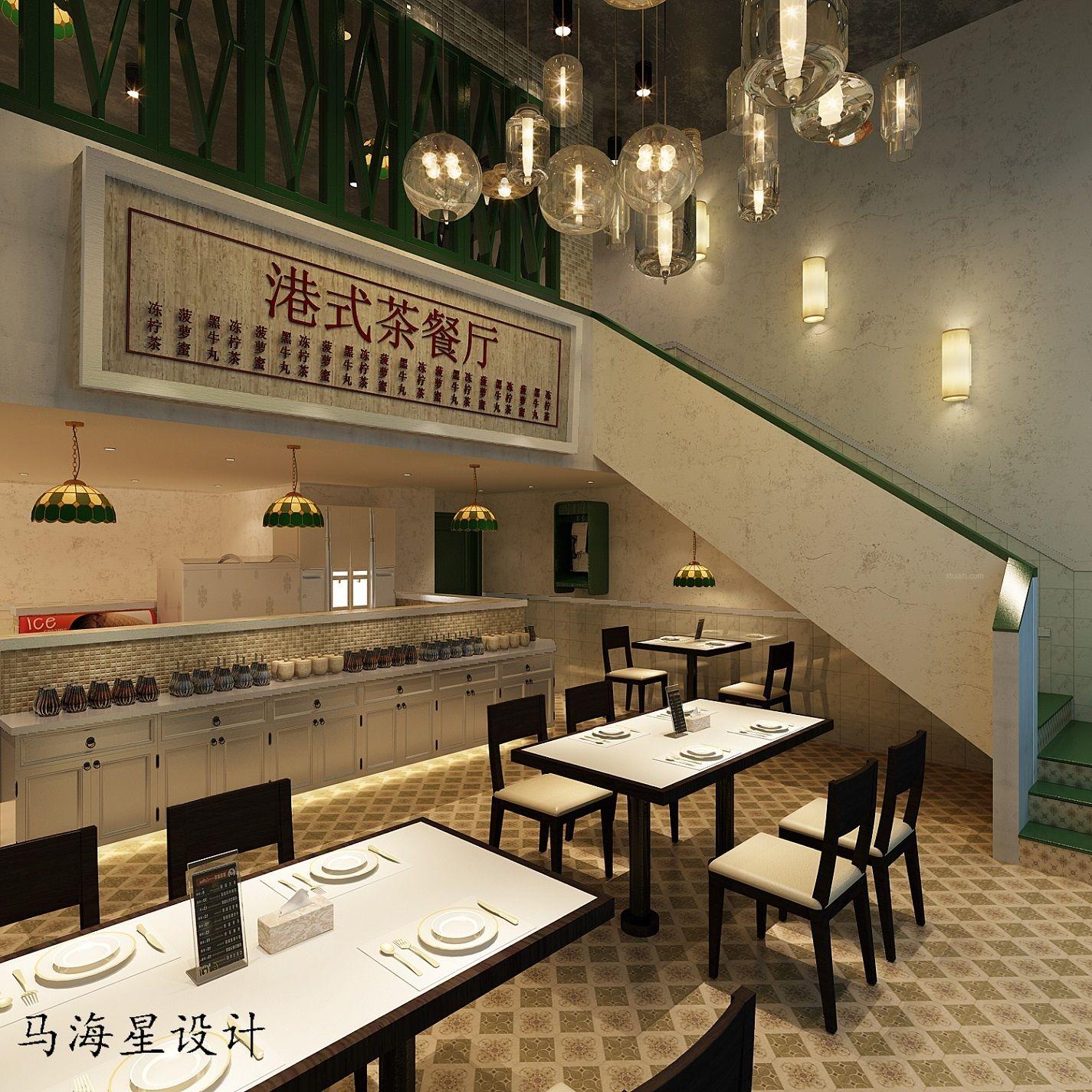 古典风格餐馆