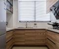 70平房子原木风格设计