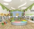 成都专业婴儿游泳馆设计|精美儿童游泳馆装修效果图