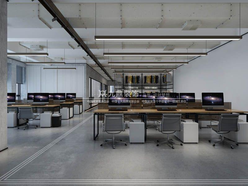 现代简约办公设计