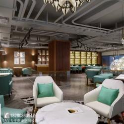 【卡莫咖啡厅】成都咖啡厅设计 成都咖啡厅装修公司