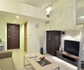 九八缔景城小公寓实拍-木木装饰