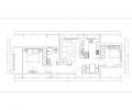 年轻婚房,中泰信上景94平二居现代简约装修设计