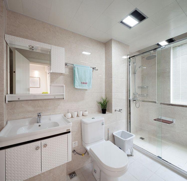 小户型浴室