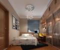 铂金公馆3房装修设计