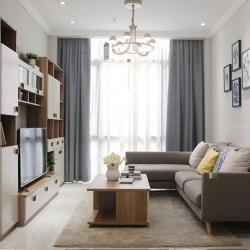 80平现代小居室
