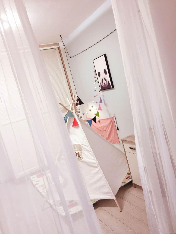 三居室现代简约儿童房