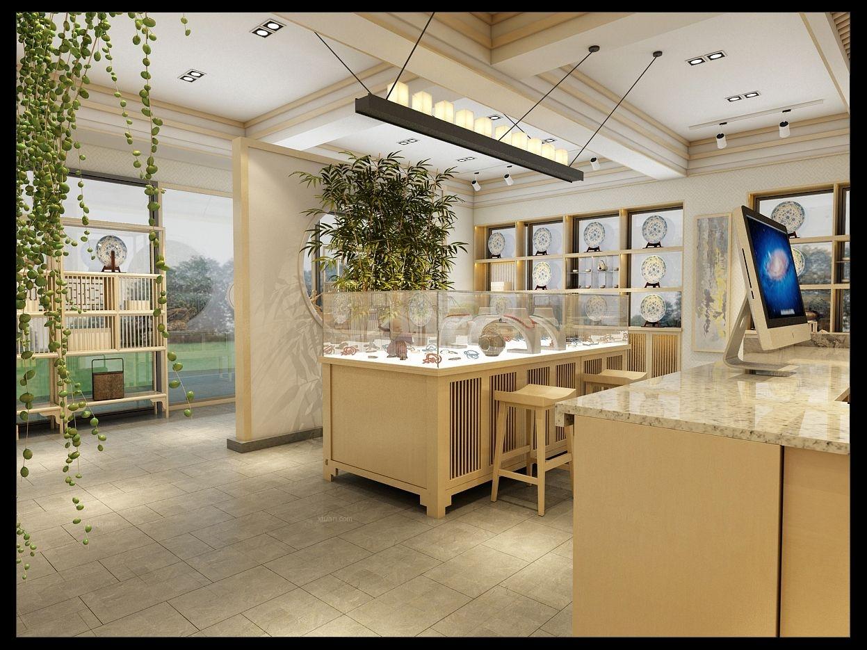 茶室设计-木木装饰李军作品