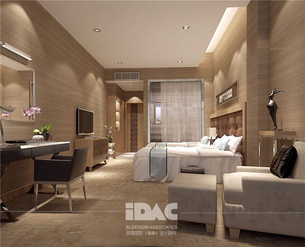 IDAC彦翔设计|湖南郴州万豪商务酒店