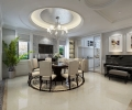 久事西郊名墅260平新古典设计