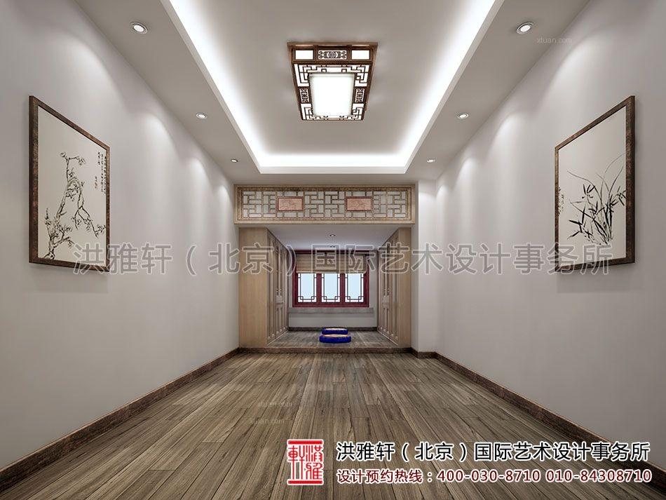北京市头沟区九龙山清水禅寺寺院装修设计案例
