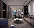紫汀苑248平米现代港式风格——西安城市人家