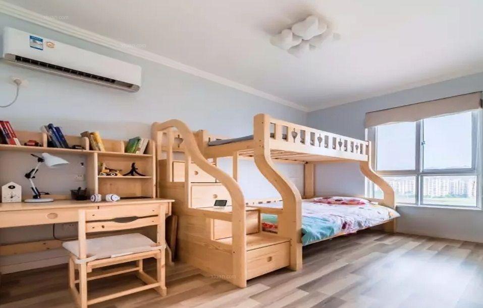 两居室现代简约儿童房