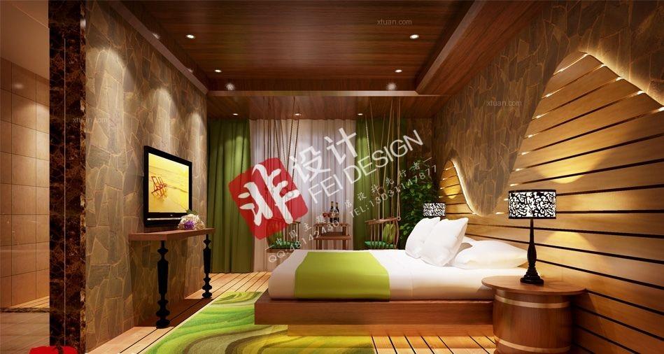 泰州主题酒店设计案例