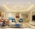 【西安龙发装饰】拉克雷公馆|166平米|优雅迷人的欧式风格|