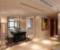 石家庄保利花园138平米现代风格装修设计效果