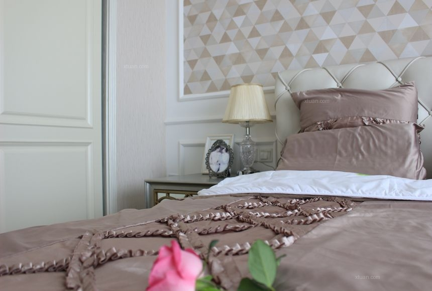 四居室美式风格卧室