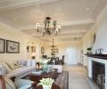 温莎郡140平四居室欧式风格案例