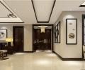 【西安龙发装饰】楠香郡|190平米|新中式风格|案例鉴赏