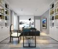 【西安龙发装饰】玫瑰公馆|151平米|简洁空间的北欧风格|鉴