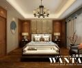 泰安装饰公司|泰安亚特尔·山和院子 300m²别墅 新中式