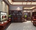 红星威尼斯-诗情画意中式风格-哈尔滨鸣雀装饰