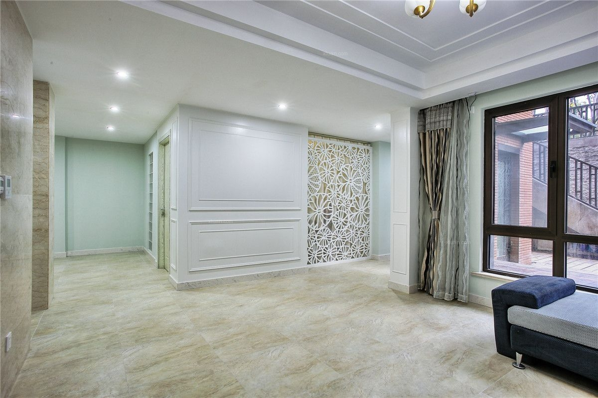 辰弘佳苑别墅项目装修设计案例展示