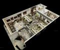 合肥广告设计公司办公室整体布局规划实例